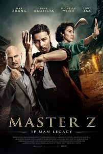 Master Z: The Ip Man Legacy  ยิปมัน: ตำนานมาสเตอร์