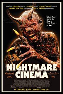 Nightmare Cinema  โรงหนังแห่งฝันร้าย