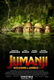 Jumanji: Welcome to the Jungle เกมดูดโลก บุกป่ามหัศจรรย์ 1