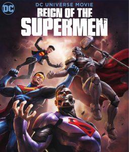 Reign of the Supermen  เรจน์ ออฟ เดอะ ซูปเปอร์เเมน