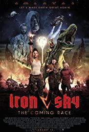 Iron Sky The Coming Race ท้องฟ้าเหล็ก การแข่งขันที่กำลังจะมาถึง