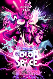 Color Out of Space สีหมดอวกาศ