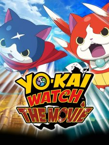 Yo-Kai Watch The Movie โยไควอช เดอะมูฟวี่ ความลับแห่งต้นกำเนิด เมี้ยว