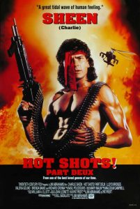 Hot Shots! 2 Part Deux  ฮ็อตช็อต 2 เสืออากาศจิตป่วน ตอน นักรบแรมเบอะสมองเลอะ