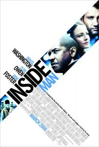 Inside Man  ล้วงแผนปล้น คนในปริศนา