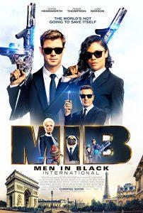 Men in Black International  หน่วยจารชนสากลพิทักษ์โลก
