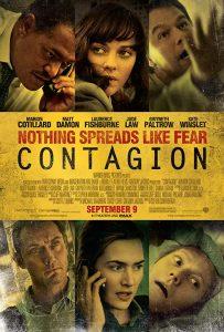 Contagion  โคโรนา สัมผัสล้างโลก