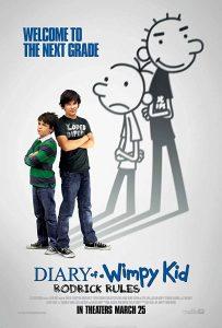 Diary of a Wimpy Kid: Rodrick Rules  ไดอารี่ของเด็กไม่เอาถ่าน 2