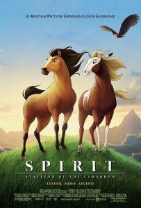 Spirit: Stallion of the Cimarron  สปิริต ม้าแสนรู้มหัศจรรย์ผจญภัย
