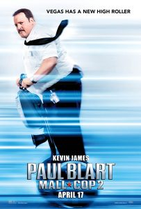 Paul Blart Mall Cop 2  พอล บลาร์ท ยอดรปภ.หงอไม่เป็น 2
