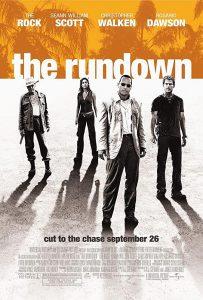 The Rundown  โคตรคนล่าขุมทรัพย์ป่านรก
