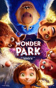 Wonder Park  สวนสนุกสุดอัศจรรย์