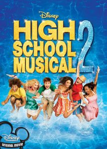 High School Musical 2 มือถือไมค์หัวใจปิ๊งรัก 2