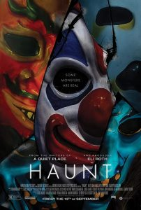 Haunt  บ้านผีสิงอำมหิต