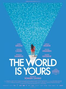 The World Is Yours  หลบหน่อยแม่จะปล้น