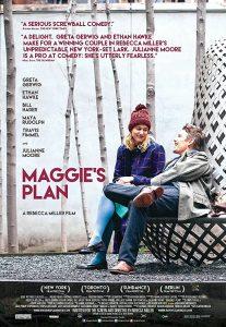 Maggie's Plan แม็กกี้ แพลน