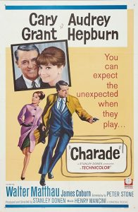 Charade  ปารีส สายลับ ฆาตกรรมปริศนา