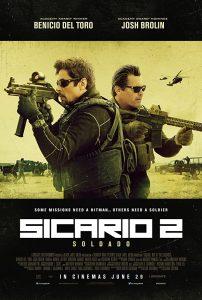 Sicario Day of the Soldado 2  ทีมพิฆาตทะลุแดนเดือด 2