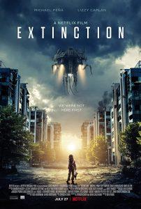 Extinction  ฝันร้าย ภัยสูญพันธุ์