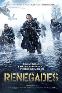 Renegades  เรเนเกดส์ ทีมยุทธการล่าโคตรทองใต้สมุทร