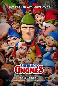 Sherlock Gnomes  เชอร์ล็อค โนมส์