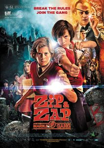 Zip And Zap And The Marble Gang  ซิปแซ๊บและแก๊งลูกหินผจญภัย