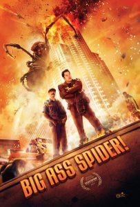 Big Ass Spider!  โคตรแมงมุม ขยุ้มแอลเอ