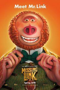 MISSING LINK  ลิงที่หายไป
