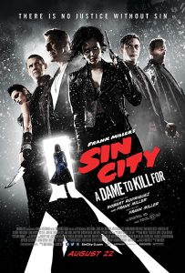 Sin City: A Dame to Kill For  เมืองคนบาป 2