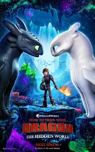 How to Train Your Dragon 3: The Hidden World  อภินิหารไวกิ้งพิชิตมังกร