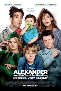 Alexander and the Terrible , Horrible , No Good , Very Bad Day  อเล็กซานเดอร์กับวันมหาซวยห่วยสุดๆ
