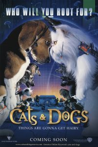 Cats & Dogs 1  สงครามพยัคฆ์ร้ายขนปุย ภาค 1