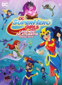 DC Super Hero Girls Legends of Atlantis  เลโก้ แก๊งค์สาว ดีซีซูเปอร์ฮีโร่ ตำนานแห่งแอตแลนติส