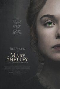 Mary Shelley  แมรี่เชลลีย์