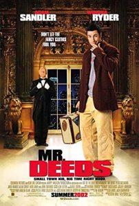 Mr. Deeds  นายดี๊ดส์ เศรษฐีใหม่หัวใจนอกนา