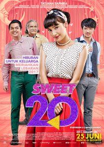 Sweet 20  หวานนี้ 20 อีกครั้ง