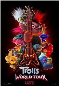 Trolls World Tour  โทรลล์ส เวิลด์ ทัวร์