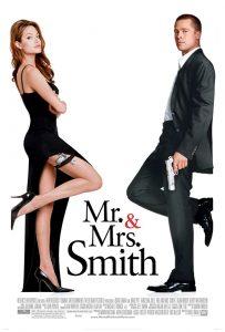 Mr. & Mrs. Smith  มิสเตอร์แอนด์มิสซิสสมิธ นายและนางคู่พิฆาต