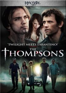 The Thompsons  คฤหาสน์ตระกูลผีดุ
