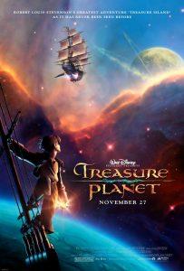 Treasure Planet  เทรเชอร์ แพลเน็ต ผจญภัยล่าขุมทรัพย์ดาวมฤตยู