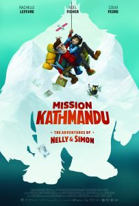 Mission Kathmandu: The Adventures of Nelly & Simon  การผจญภัยของ เนลลี่และไซมอน