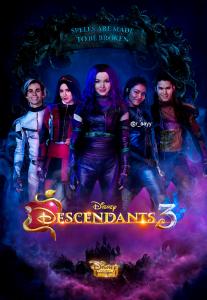 Descendants 3  รวมพลทายาทตัวร้าย 3