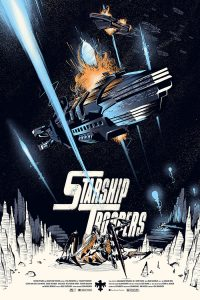Starship Troopers  สงครามหมื่นขา ล่าล้างจักรวาล ภาค 1