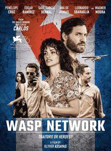 Wasp Network  เครือข่ายอสรพิษ