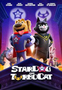 StarDog and TurboCat  หมาอวกาศ และแมวเทอร์โบ