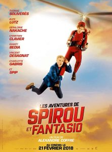 Spirou & Fantasio's Big Adventures  การผจญภัยครั้งใหญ่ของ สปิโรและโอเปร่า
