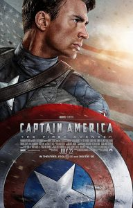 Captain America 1 The First Avenger  กัปตันอเมริกา 1 อเวนเจอร์ที่ 1