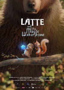Latte & the Magic Waterstone  ลาเต้ผจญภัยกับศิลาแห่งสายน้ำ