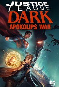 Justice League Dark Apokolips War  จัสติซ ลีก สงครามมนต์เวทมนต์