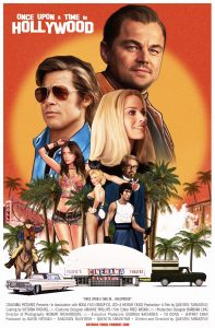 Once Upon a Time … in Hollywood  กาลครั้งหนึ่งใน…ฮอลลีวู้ด